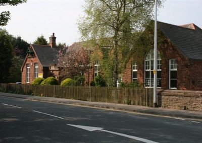 The Old School, Messingham