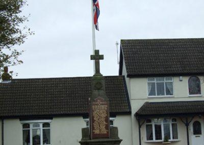 The Messingham War Memorial